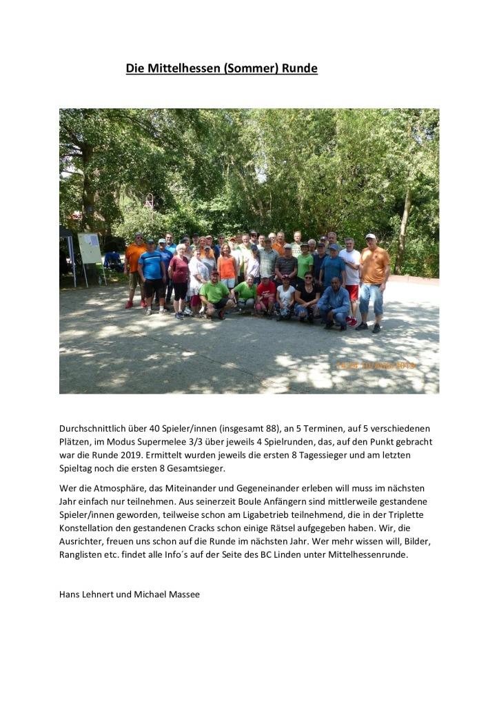 thumbnail of Die Mittelhessenrunde 2019