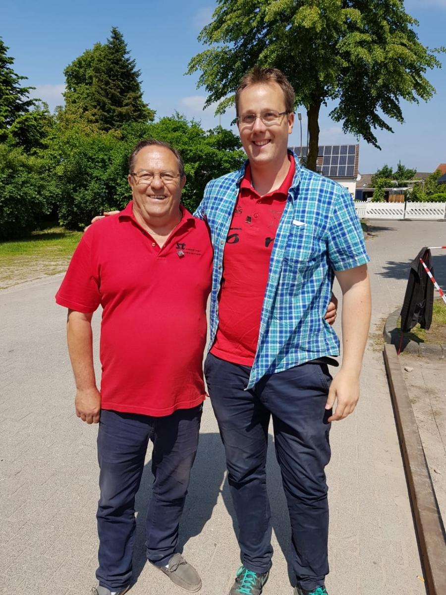 Patrick Klement & Hans Joachim Neu
