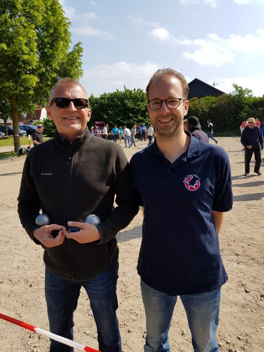 Uwe Annel & Marcus Faltermann