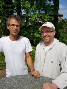 Fahreddin Hass & Werner Bunte