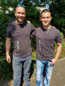 Steven Hoffmann & Olivier Willmann
